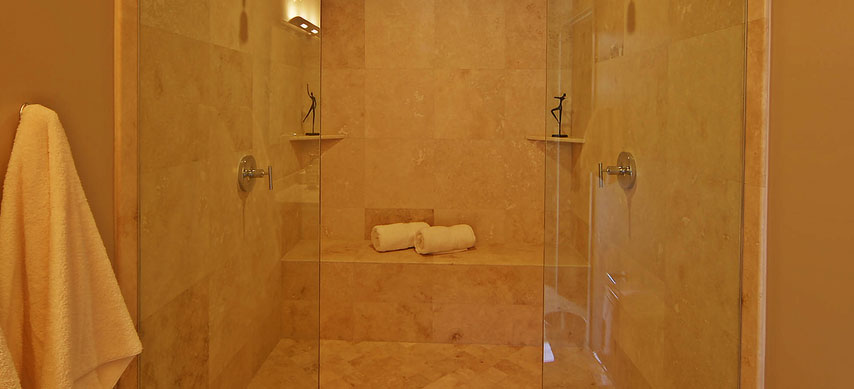 Custom Bathroom Shower example