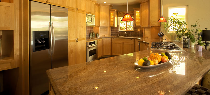Custom Kitchen example